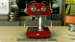Casting Mario la machine à café : Transformers