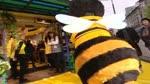 Tapis Rouge à Paris : Bee Movie - Drôle d'Abeille