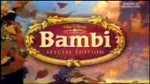 Bande Annonce : Bambi